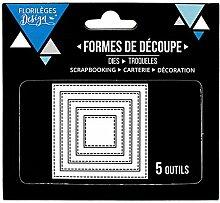 florilèges Design fdd21612Werkzeuge Quadrate