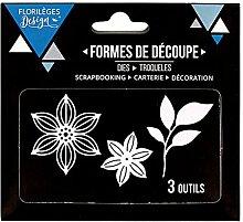 Florilèges Design fdd21615Werkzeuge Blumen