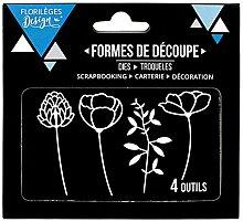 Florilèges Design fdd21618Werkzeuge Blumen mit