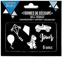 Florilèges Design fdd21621Werkzeuge-Spiele