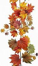 FloristryWarehouse Künstliche Blätter, Ahorn,