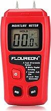 FLOUREON, Feuchtigkeitsmessgerät, digital,