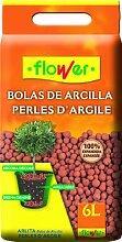 Flower 90205–Kugeln von Ton Erweiterter,
