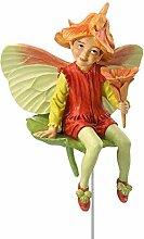 Flower Fairy Fee in Box Kapuzinerkresse 9cm
