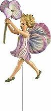 Flower Fairy Fee in Box Stiefmütterchen 11cm