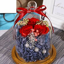 [flower imports verewigt] Rose blume geschenk-box