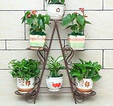 Flower Stand Garten Pflanze Blumentopf Rack Rack