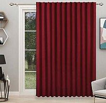 FLOWEROOM Raumteiler-Vorhang, 2,5 m breit x 2,1 m