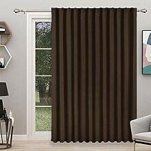 FLOWEROOM Raumteiler Vorhang 2,5 m breit x 2,7