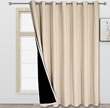 FLOWEROOM Raumteiler-Vorhang, 2,5 m breit x 2,7 m