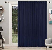 FLOWEROOM Raumteiler Vorhang 2,5m breit x 2,1m