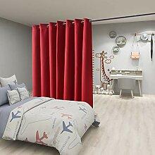 FLOWEROOM Raumteiler-Vorhang, 3 m breit x 2,4 m