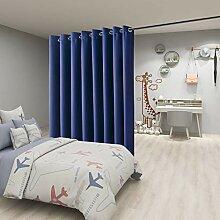 FLOWEROOM Raumteiler-Vorhang, 3 m breit x 2,7 m