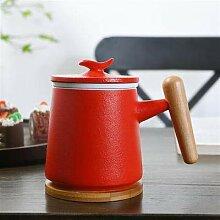 FLSM Keramikbecher Mit Großem Fassungsvermögen