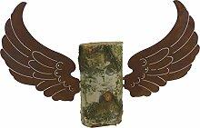 Flügel (Paar) Rostdeko