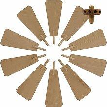 Flügelrad für Weihnachtspyramide - Durchmesser =
