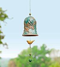 Flüstern Bell, Set, türkis, in Blossom Bell