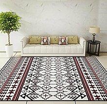 Fluffy Bereich Teppiche Anti-Rutsch Yoga Teppich Für Wohnzimmer Teppiche Schlafzimmer Teppich , 2 , 80x140cm