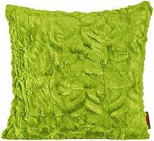 Fluffy Kissenhülle ca. 70x70 cm kuschelweicher
