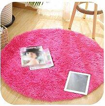 Fluffy Rund Teppich Teppiche