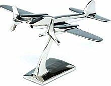 Flugzeug 23cm Modell Aluminium Flugzeugmodell