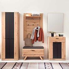 Garderoben Set Modern Günstig Online Kaufen Lionshome