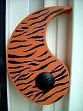 Flux Safari Tiger / orange-schwarz