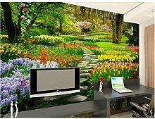 Flwhdzw Fototapete Große Wandmalerei Hintergrund