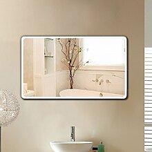 Flyelf Badspiegel LED,120x70cm Beleuchtung