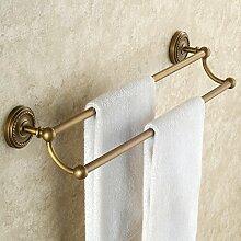 FLYRCX alle kupfer bad hängen handtuch bar europäische wc schrank