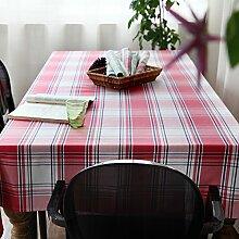FLYRCX Europäischen Stil einfach Tuch Tisch Tischdecke Home TV-Schrank Staub- Tuch, 130 x 180 cm