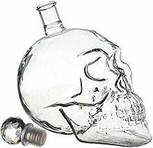 Flyyfree Kristall Schaedel Skull Shot Totenkopf