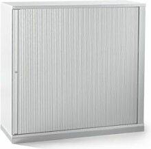 Fm Büromöbel - Rollladenschrank - Höhe 1133 mm,