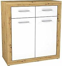 FMD furniture Kommode, Spanplatte, ca. 29 x 82,2 x