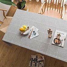 FMYAO Moderne, minimalistische Baumwolle und