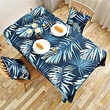 FMYAO Tischdecke für Wohnzimmer, Esszimmer,