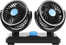 fnemo Auto Ventilator,Autolüfter tragbarer 12V