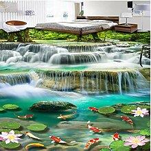 Fobostory 3D Wallpaper Wasserfälle Wasserfälle