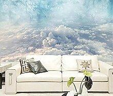 FobostoryBunte Blaue Himmel Foto Tapeten 3D