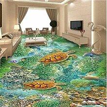 Fobostory Unterwasserwelt 3D Boden Tapete