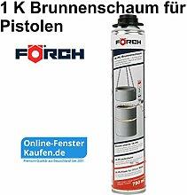 Förch Brunnenschaum 1K PU für Pistole 750 ml