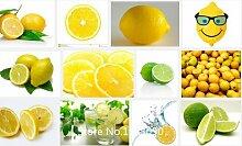 Förderung 50 Zitrone Samen Fruchtsamen