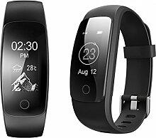 Fogun Fitness-Tracker-Uhr mit