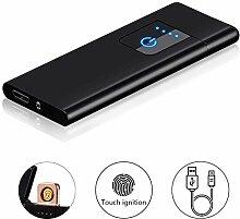 Foho USB Feuerzeug, Technologie - Touchscreen