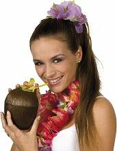 Folat Hawai Kokosnuss Becher Blume Hawaii Tasse