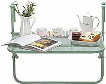 Folding Balkon Deck Tisch höhenverstellbar