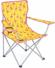 Folding Camping Festival Stuhl Flamingo Portable