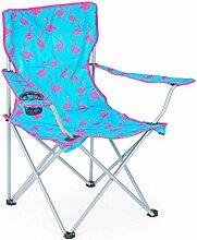 Folding Camping Festival Stuhl Flamingo Portable Outdoor Sitz mit Tasche