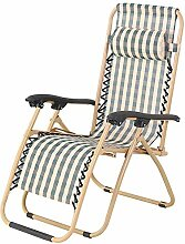 Folding chair JUN Klappstuhl Home Tragbare Liege