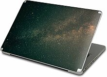 Folie Apple MacBook Pro 13 (2011)   Schutztasche Schutz-Hülle Laptop-Sticker Aufkleber Folie Notebookaufkleber Etui   Design Motiv Stars